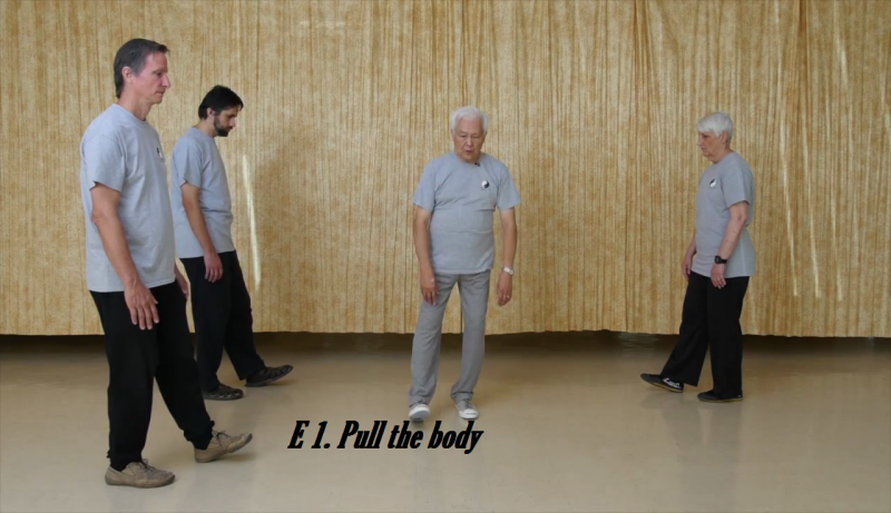 Classical Tai Chi Form is designed to keep a healthy spine and healthy back. Thi